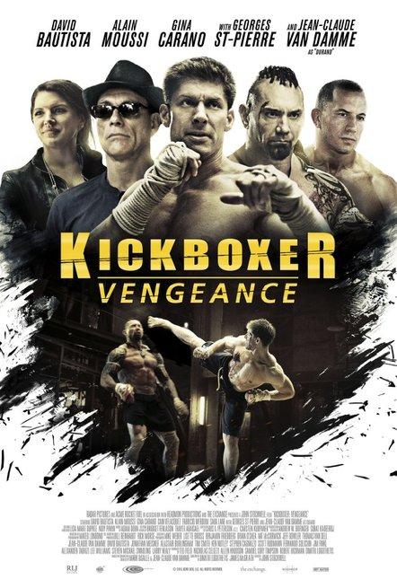 Kickboxer: Vengeance – Il ritorno