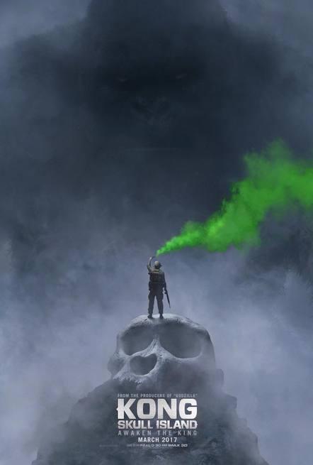 1/4 - Kong: Skull Island