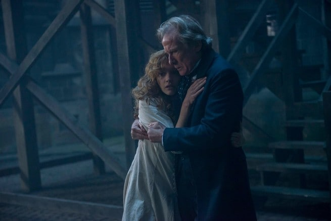 Bill Nighy, Olivia Cooke