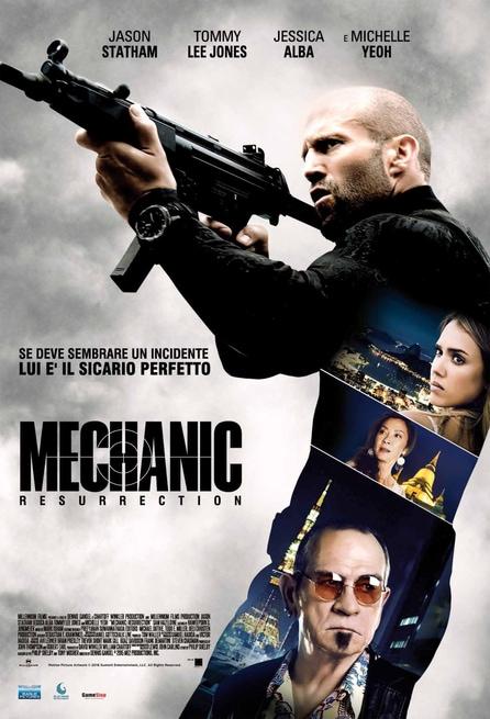 Mechanic: Resurrection [HD] (2016)