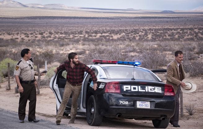 Michael Shannon, Jake Gyllenhaal