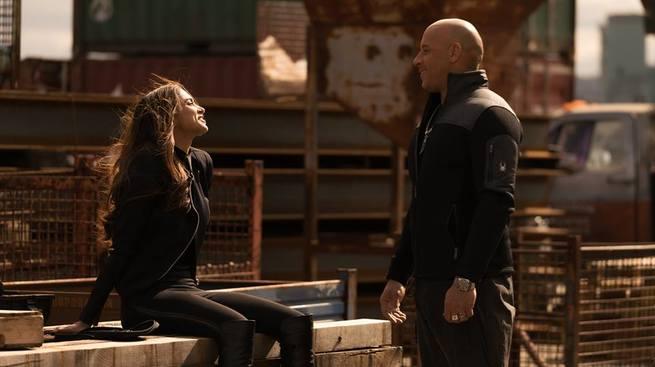 Vin Diesel, Deepika Padukone