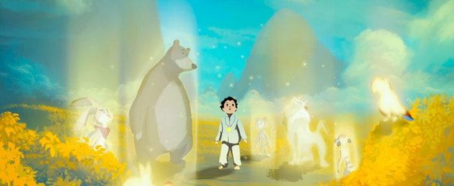 1/7 - Life, Animated