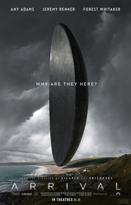 2/7 - Arrival