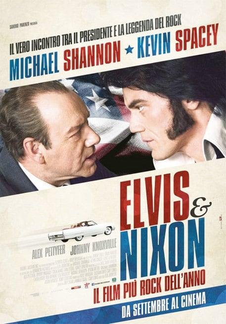 Elvis & Nixon [HD] (2016)
