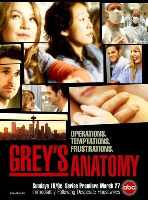 Greys Anatomy In Streaming Filmtv
