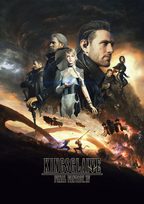 Kingsglaive: Final Fantasy XV (2016) .mp4 WEBRip AAC - ITA