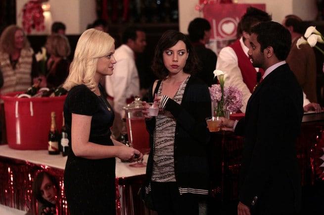 Amy Poehler, Aubrey Plaza, Aziz Ansari
