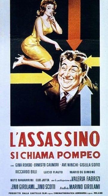 L'assassino si chiama Pompeo (1962)   FilmTV.it