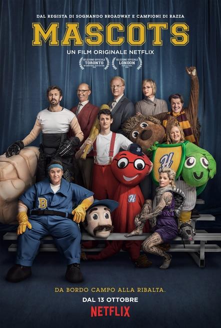 Mascots [HD] (2016)