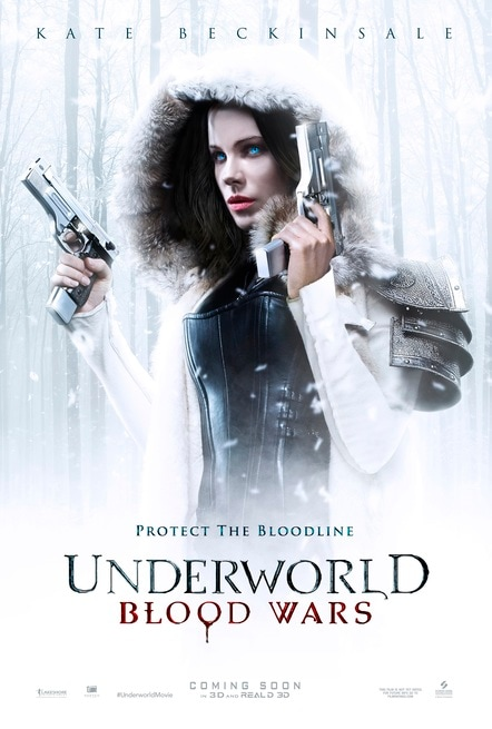 0/7 - Underworld: Blood Wars