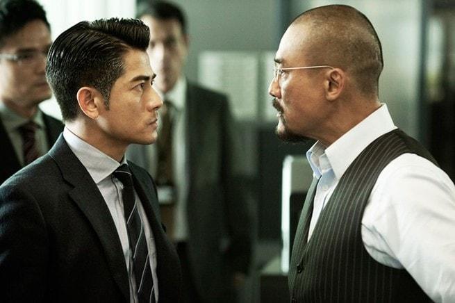 Aaron Kwok, Tony Ka Fai Leung