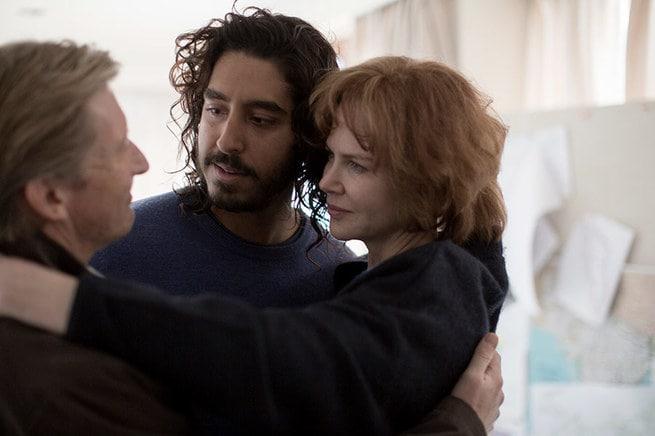 David Wenham, Nicole Kidman, Dev Patel