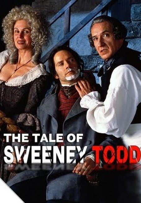 Risultati immagini per La Bottega degli Orrori di Sweeney Todd