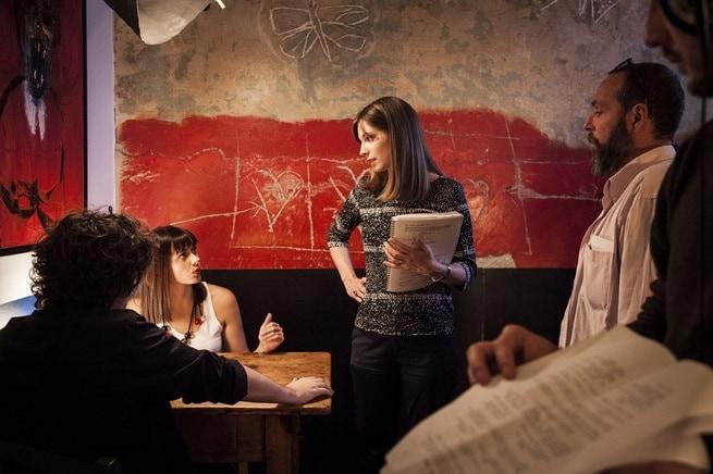 Ruth Borgobello, Flavio Parenti, Maeve Dermody