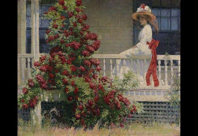 1/6 - Il Giardino degli Artisti - L'Impressionismo americano