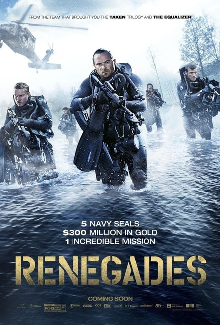 2/0 - Renegades - Commando d'assalto