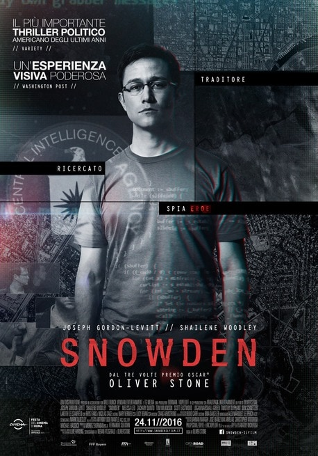Snowden [ITA] [HD] (2016)