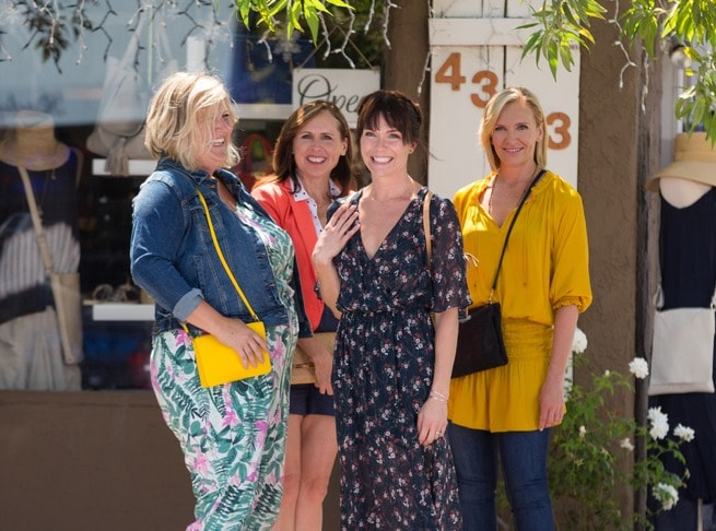 Bridget Everett, Molly Shannon, Katie Aselton, Toni Collette