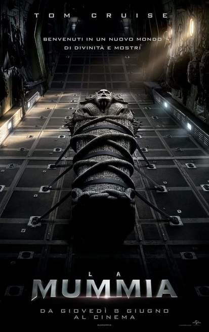 1/7 - La Mummia