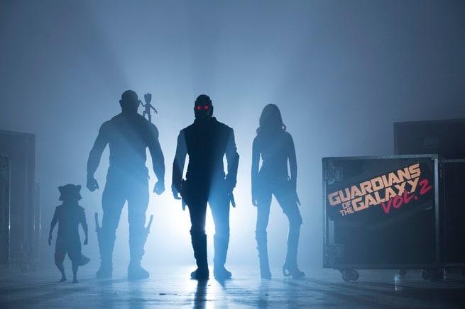 2/7 - Guardiani della Galassia Vol. 2