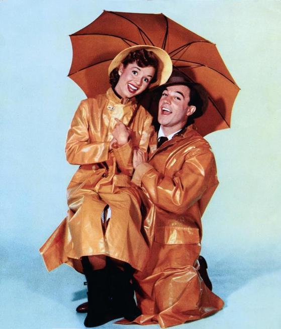 Gene Kelly, Debbie Reynolds