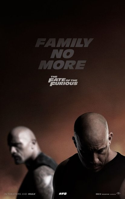0/7 - Fast & Furious 8
