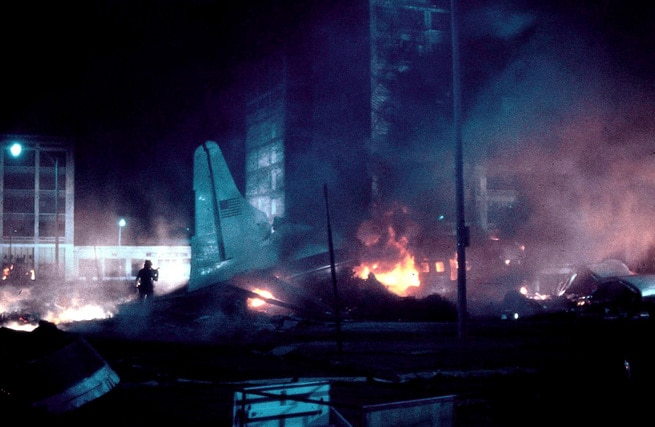 2/7 - 1997: Fuga da New York