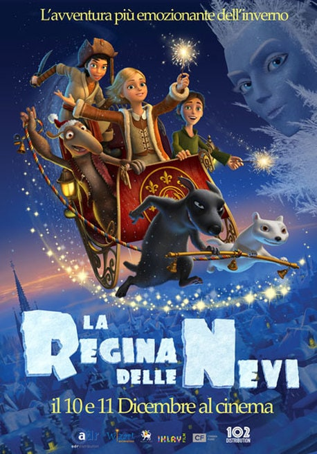 La Regina Delle Nevi DOWNLOAD ITA (2012)