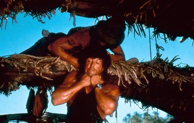2/7 - Rambo II. La vendetta