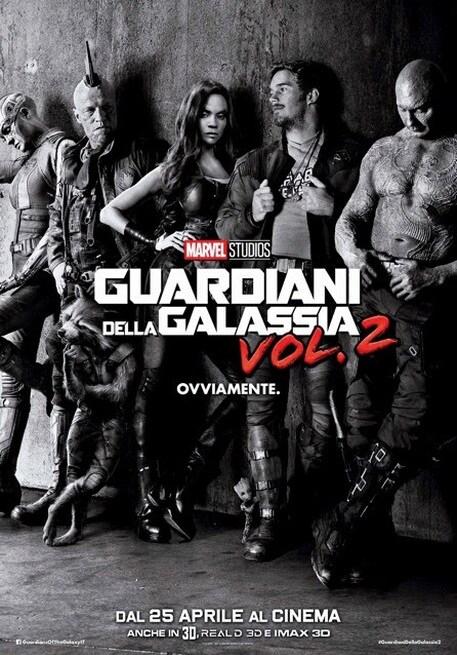1/7 - Guardiani della Galassia Vol. 2