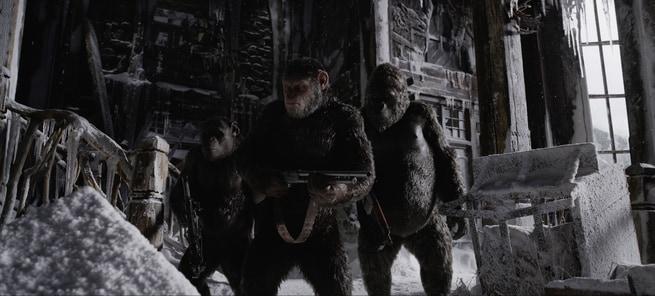 2/3 - The War - Il Pianeta delle Scimmie