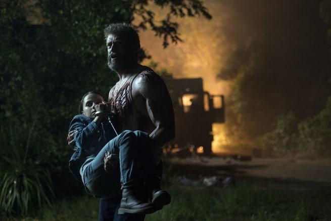 1/7 - Logan - The Wolverine