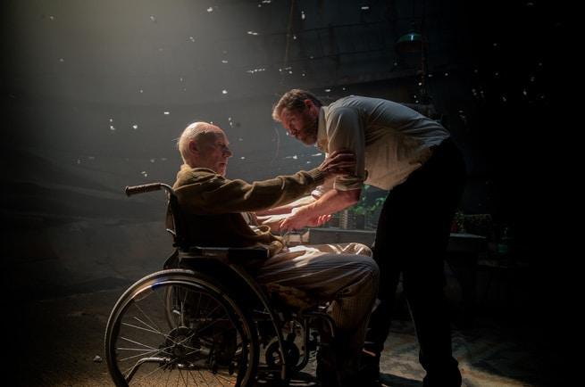 Hugh Jackman, Patrick Stewart