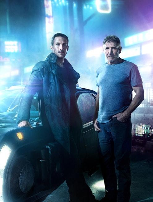 Harrison Ford, Ryan Gosling