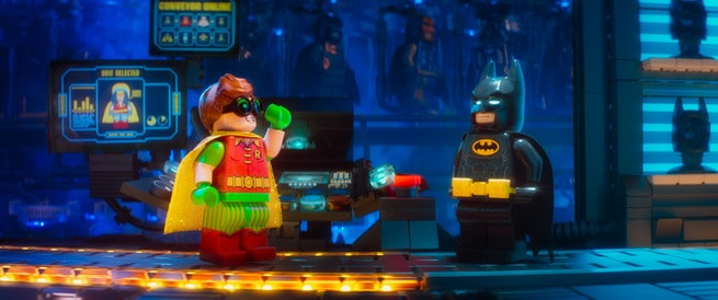 1/7 - Lego Batman - Il film