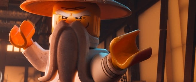 2/7 - Lego Ninjago: Il film