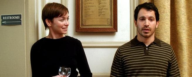 Julianne Nicholson, Chris Messina