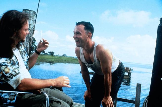 Gary Sinise, Tom Hanks