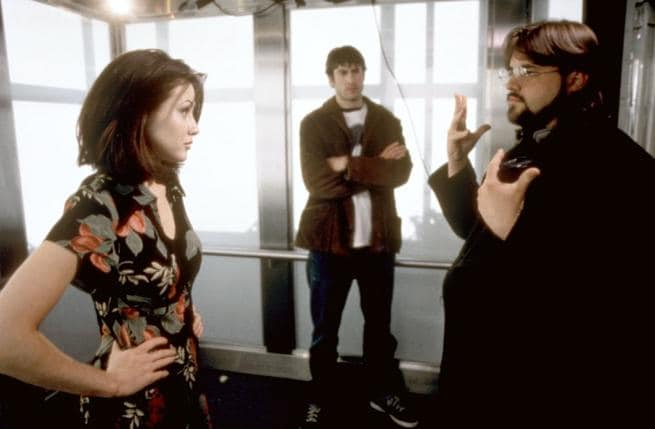 Jason Lee, Kevin Smith, Shannen Doherty