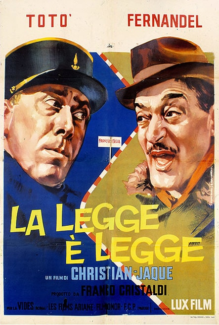 La legge è legge (1957) | FilmTV.it