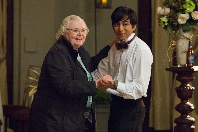 June Squibb, Tony Revolori