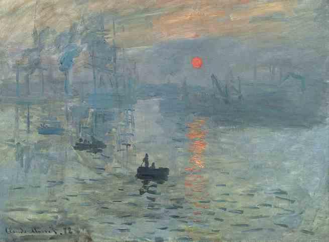1/0 - Io, Claude Monet
