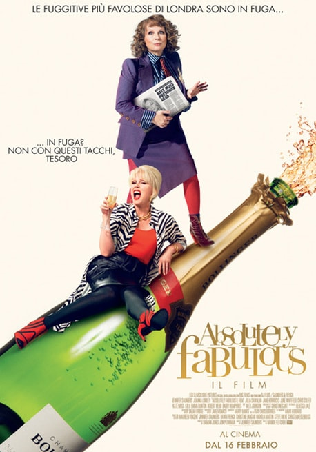 0/0 - Absolutely Fabulous - Il film