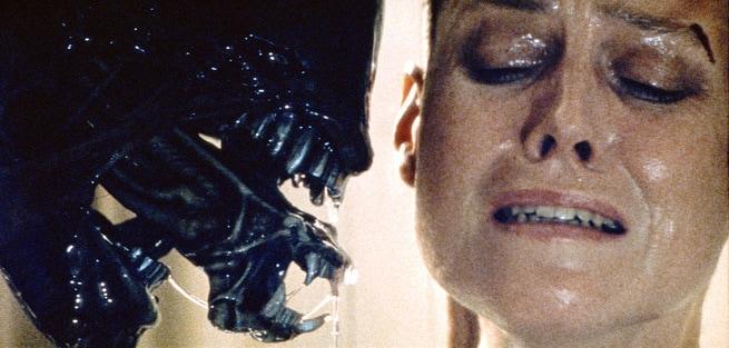 2/7 - Alien ³