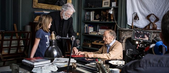 Michael Haneke, Jean-Louis Trintignant