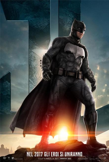 1/3 - Justice League