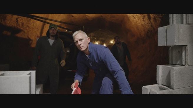 Daniel Craig, Adam Driver, Channing Tatum