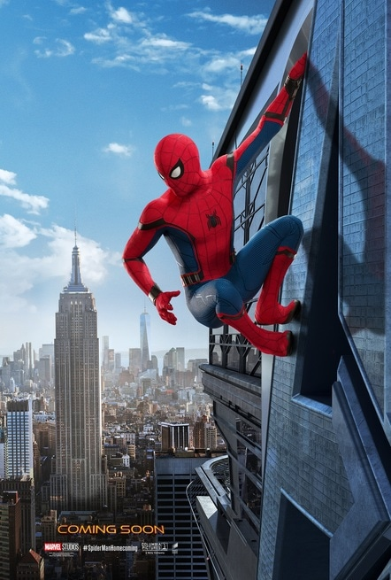 2/2 - Spider-Man: Homecoming