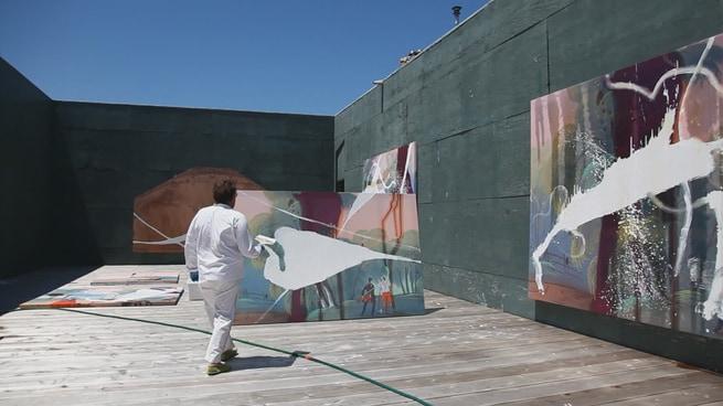 2/0 - L'arte viva di Julian Schnabel